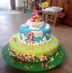 La pimpa cake!  ^_^