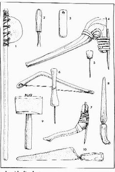 Carpenter's Tools in Bible times