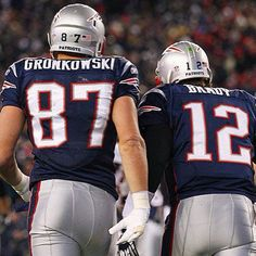 """TOUCHDOWN! WE ARE BACK IN THIS GAME! LETS DO THIS! @patriots #patriotsnation #pats"""