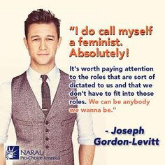I've had a crush on Joseph Gordon-Levitt since 3rd Rock from the Sun, and I still find him incredibly crush-worthy.