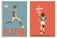 Posters designed by Zoran Lucic.