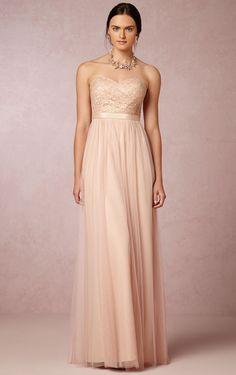 www.aislestyle.co.uk Sweetheart Sleeveless Tulle Empire A-line Bridesmaid Dresses
