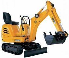 JCB Micro, Micro Plus, 8008, 8010 Excavator Service Repair Workshop Manual DOWNLOAD