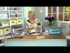 -Crafting My Style With Sue WIlson - 10. ART DECO INSPIRED For Creative Expressions - YouTube