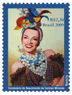 postage stamp to both Brazilian and Portuguese postal services.