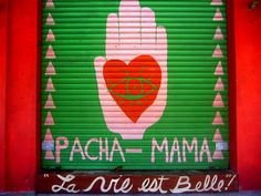 Pacha Mama store in Sayulita Mexico . Owned by the French bohemian Mignot sisters who have spent their lives traveling the world and decidedly came ashore in this surfing village on the Pacific coast.