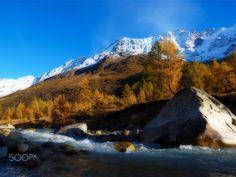 maximage - p h o t o g r a p h y - Vallée du Lötschental / Valais Suisse / 22.10.2016