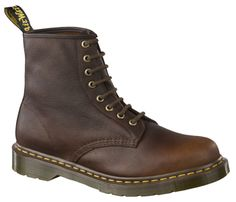 "brown doc martens:  the ""brown kind"""