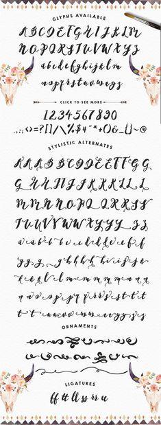 Como aprender caligrafia: #Calligraphy