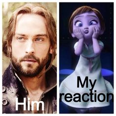 Tom Mison. This is so true.