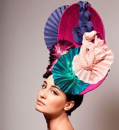 Louis Mariette Milliner Couture. #passion4hats