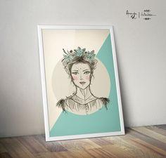 Cartaz Aurora - Amanda Mol   Loja
