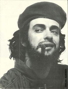 Gustavo Cerati disfrazado de Che Guevara : )