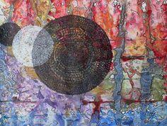 "Saatchi Art Artist Chris Boughton; Painting, ""qwz23"" #art"