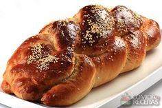 Receita de Pão doce caseiro