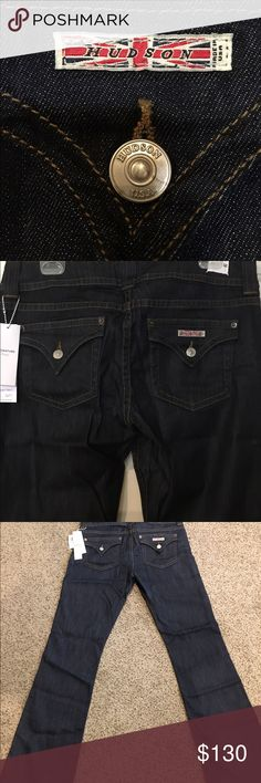 REDUCED Hudson jeans Cute Hudson jeans brand new with tags! Size 32 Hudson Jeans Jeans Boot Cut