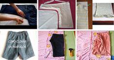 Aprende como clonar una prenda de vestir - Paso a Paso - Curso de costura Online Tests, Making Tools, Skirts, Fashion, Gifs, Tela, Sewing Blogs, Hand Stitching, How To Sew