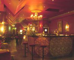 Polly Cocktail Lounge, Brunswick St, Fitzroy Melbourne, Cocktail, Lounge, Kitchen Appliances, Places, Furniture, Home Decor, Airport Lounge, Diy Kitchen Appliances