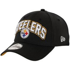 23347b500f9 NFL Pittsburgh Steelers Draft 3930 Cap New Era.  13.79. 97% Acrylic