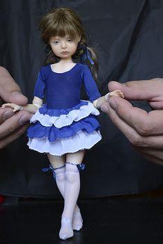 Лялька. Авторская кукла Ольги Фиминой / Изготовление авторских кукол своими руками, ООАК / Бэйбики. Куклы фото. Одежда для кукол