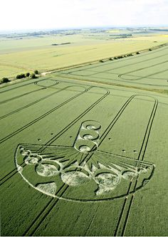 Crop Circle Season 2009 : June – YouPHORIA