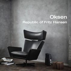 Today on designmilk.com, we talk to @fritz_hansen's Head of Design Christian Andresen about the process of reissuing the #OksenChair by #ArneJacobsen. \\\ Here's a sneak peek but head over to designmilk.com to see the full video! \\\  by @jennerbrown_ \\\ #designmilkvideos  #Regram via @designmilk)