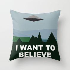 xfiles pillow