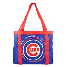 Chicago Cubs MLB Team Tailgate Tote