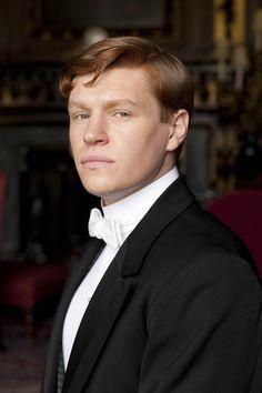 'Downton Abbey' Season 3, Footman, Alfred Nugent.