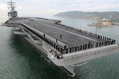 USS Navy Ronald Reagan
