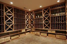 modern wine cellar - Buscar con Google