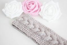 Pannebånd med flette | Christal - Mamma Christina Knitting Projects, Diy And Crafts, Diy Projects, Wool, Crochet, Inspiration, Tricot, Threading, Asylum