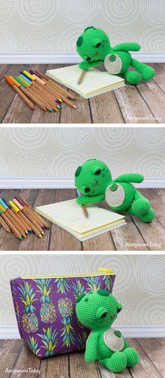Mesmerizing Crochet an Amigurumi Rabbit Ideas. Lovely Crochet an Amigurumi Rabbit Ideas. Crochet Toys Patterns, Amigurumi Patterns, Crochet Designs, Stuffed Toys Patterns, Crochet Dolls, Amigurumi Tutorial, Crochet Yarn, Crochet Gifts, Cute Crochet