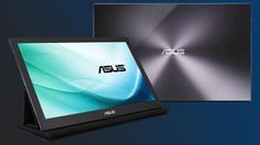 CES 2016: Asus made a USB-C powered monitor you can take on the road
