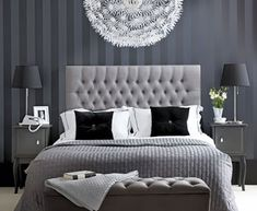 Black and White Home Decor Suggestions for Monochromatic Ambience