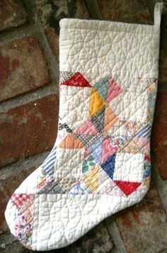 Christmas stocking from an old quilt. 2019 Christmas stocking from an old quilt. The post Christmas stocking from an old quilt. 2019 appeared first on Quilt Decor. Christmas Sewing, Christmas Projects, Holiday Crafts, Christmas Crafts, Christmas Ornaments, Christmas Christmas, Jamberry Christmas, Christmas Tables, Scandinavian Christmas