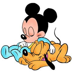 Pluto - Disney And Cartoon Baby Images