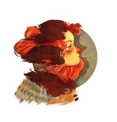 As ilustrações de Nuria Tamarit