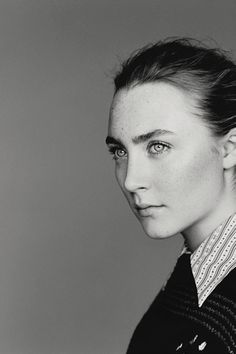 wearyvoices:  Saoirse Ronan photographed by Alasdair McLellan for The Gentlewoman | A/W 2015