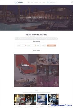 New Theme: Riverside Resort Hotel & Resort WordPress Theme By Tesla Themes  http://www.frip.in/riverside-resort-hotel-wordpress-theme/