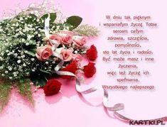 życzenia imieninowe - Szukaj w Google Floral Wreath, Google, Motto, Floral Crown, Mottos, Flower Crowns, Flower Band, Garland