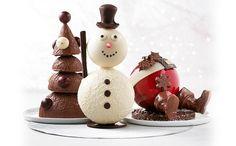 Christmas chocolates, Premiere Moisson, Gare centrale  895 De la Gauchetière St. West   Montreal, Quebec  H3B 4G1
