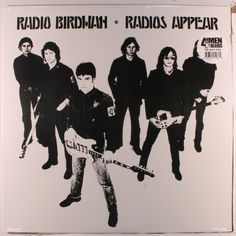 Radio Birdman Radios Appear Limited Edition Colored Vinyl LP Colored Copies Are Limited Contact Us!Originally released in Radios Appear is the debut album Radios, Lp Vinyl, Vinyl Records, Woody, Birdman, Mazzy Star, 70s Punk, Cds For Sale, Rock Sound