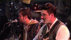 Mumford & Sons, Live on Letterman (full show) BRILLIANT !