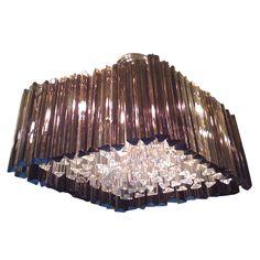 Venetian Prism Chandelier