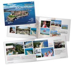 Каталог отелей Болгарии – Дизайн каталога отелей Болгарии на побережье