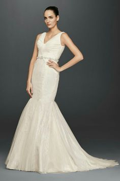 Wedding Gown by Truly Zac Posen for David's Bridal