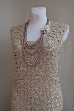 Sexy beige  dress Custom by dosiak on Etsy, $150.00