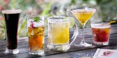 Think 'beer cocktail' and think snakebite, right? Wrong. Our refreshing blends show brews of all shades and styles can make versatile bases for cocktails. You don't even need to be a huge fan of beer to enjoy them…