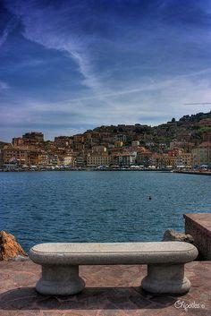 Porto Santo Stefano #MonteArgentario, #Grosseto #Tuscany